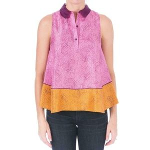 Elizabeth and James Women Casual Top Blouse $285